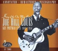 LOUIS JOE HILL (2CD)