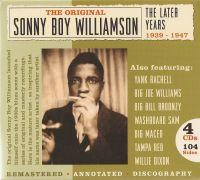 WILLIAMSON SONNY BOY (4CD)
