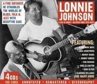 JOHNSON LONNIE (4CD)