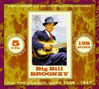 BROONZY BIG BILL (5CD)
