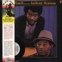 BRAXTON ANTHONY & MAX ROACH (LP+CD)
