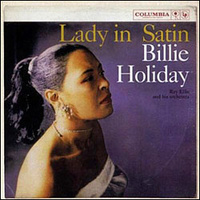 "Holiday Billie ""Lady In Satin"""