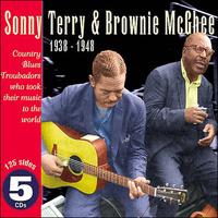 TERRY SONNY & BROWNIE MCGHEE