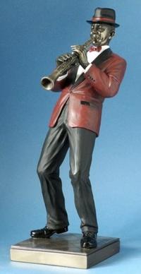 Klarinettist 31 cm