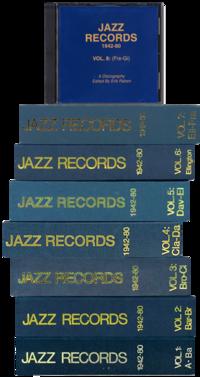 Vol.2 Bar-Br Jazz Records 1942-80 (BOK)
