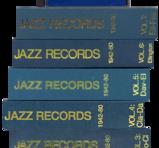 Vol.7 Ell-Fr Jazz Records 1942-80 (BOK)