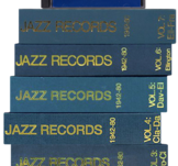 Vol.7 Ell-Fr Jazz Records 1942-80 (BOK)