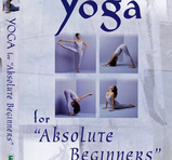 "Yogi Marlon - ""Yoga for Absolute Beginners"""
