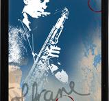 Coltrane John (KONSTTRYCK)