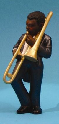 Trombonist 12 cm