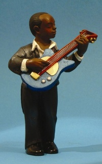 Gitarrist 12 cm
