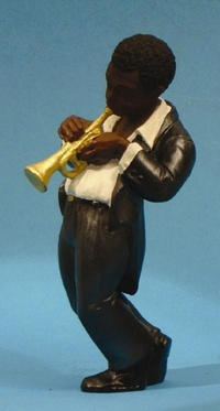Trumpet ned 12 cm