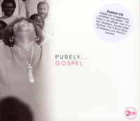 "Blandade artister ""Purely Gospel"" 2CD"