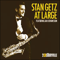 "Getz Stan feat. Jan Johansson ""At Large"" (2CD)"