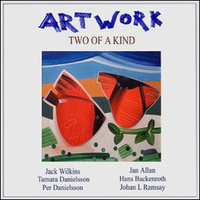 "Allan Jan & Jack Wilkins - ""Artwork - Two Of A Kind"""