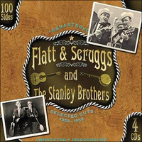 Flatt & Scruggs (4CD)