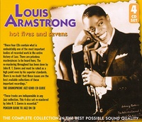 "Armstrong Louis ""Hot Fives & Sevens"" (4CD)"