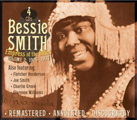 SMITH BESSIE (4CD-BOX)