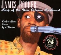 BOOKER JAMES