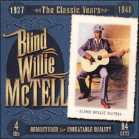 MCTELL BLIND WILLIE