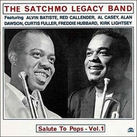 SATCHMO LEGACY BAND THE