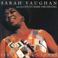 "Vaughan Sarah and Count Basie Orchestra ""Send In The Clowns"""