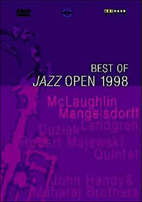 Best Of Jazz Open 1998 (DVD)