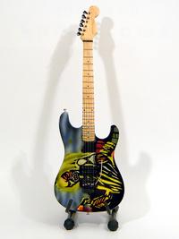 Minigitarr Iron Maiden