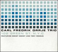 ORRJE CARL FREDRIK TRIO